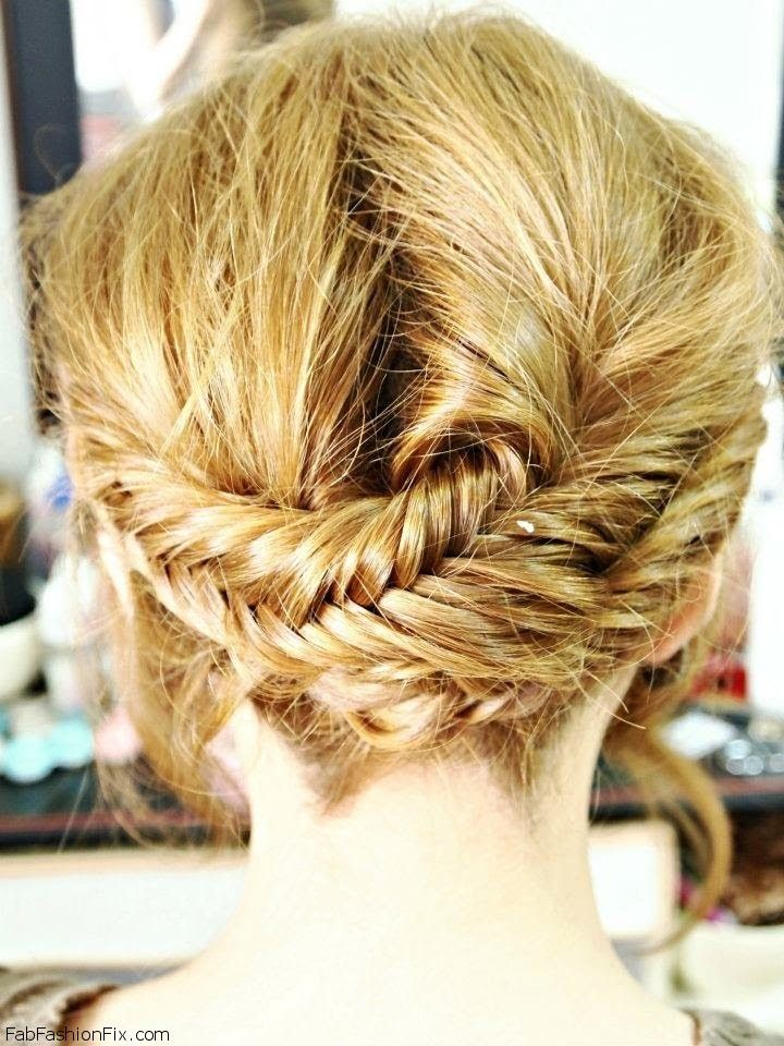 How to do Fishtail Crown Braid? Fab Fashion Fix