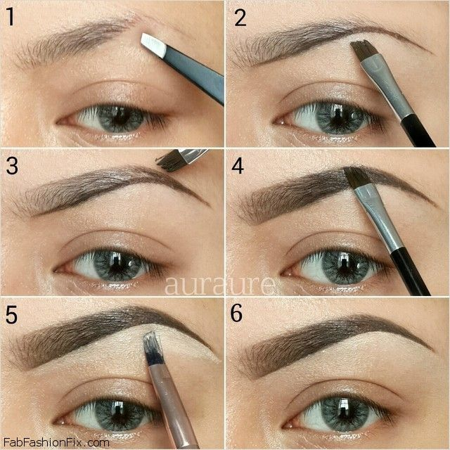 How To Use Anastasia Beverly Hills Brow Kit Fab Fashion Fix