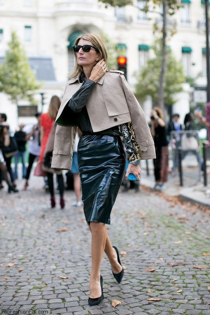 Style Guide 6 Easy Ways To Style Your Trench Coat This