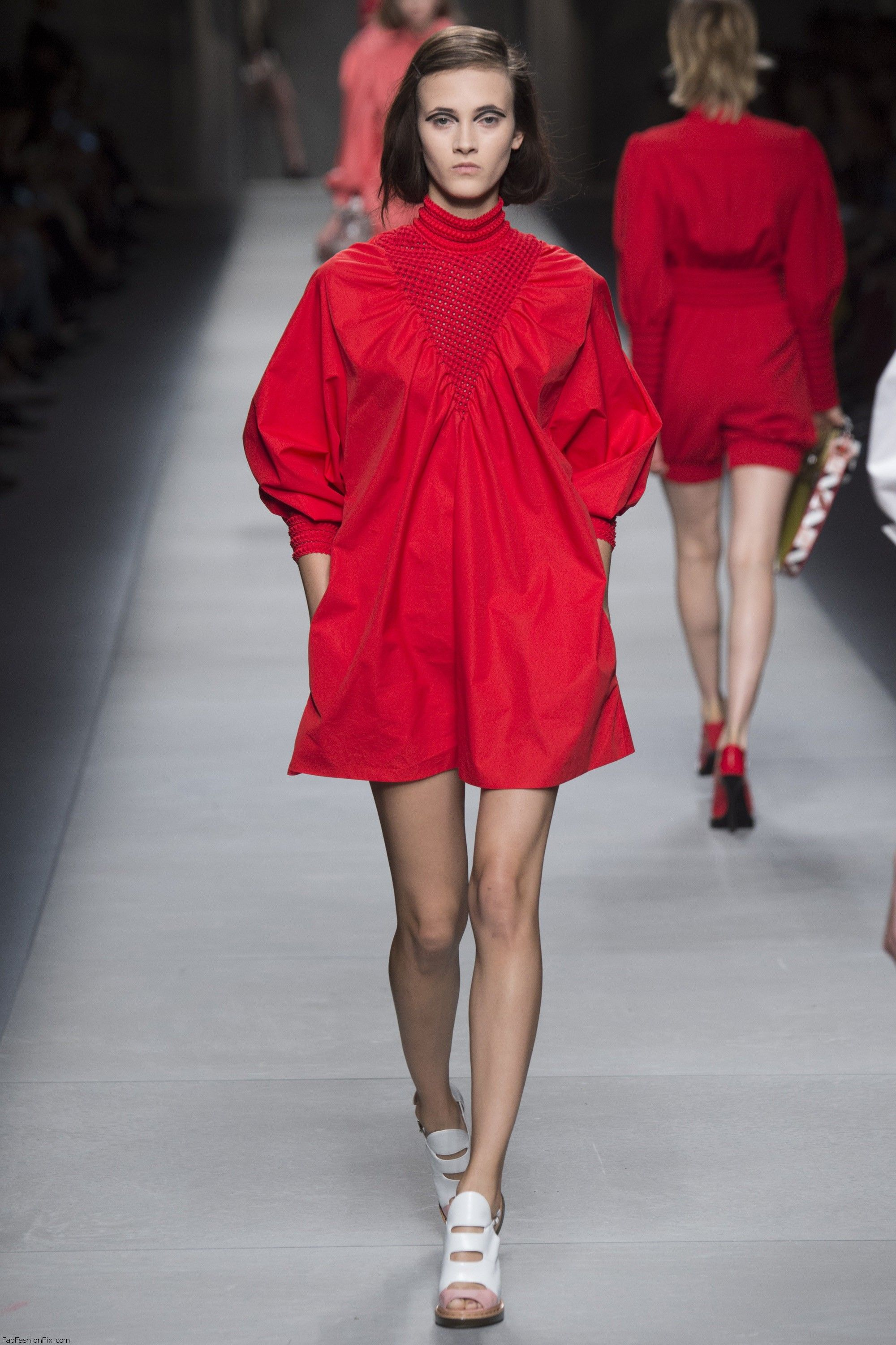 Fendi Spring Summer 2016 Women S Collection