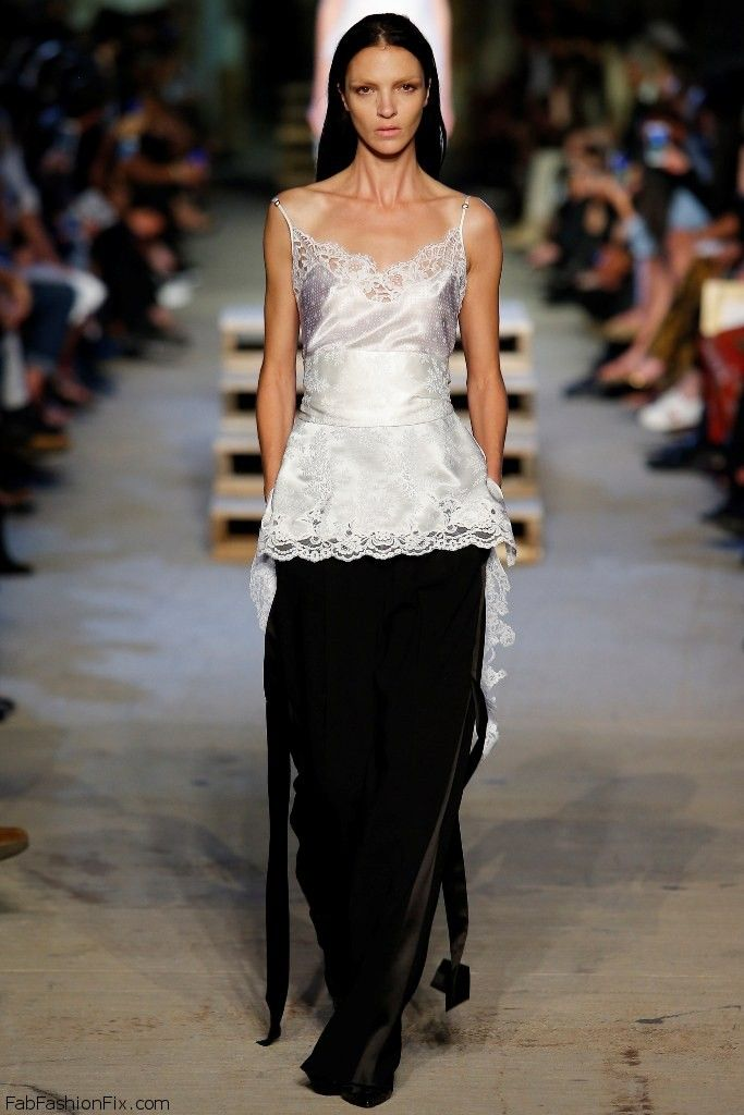 Givenchy Spring/summer 2016 Collection - New York Fashion Week