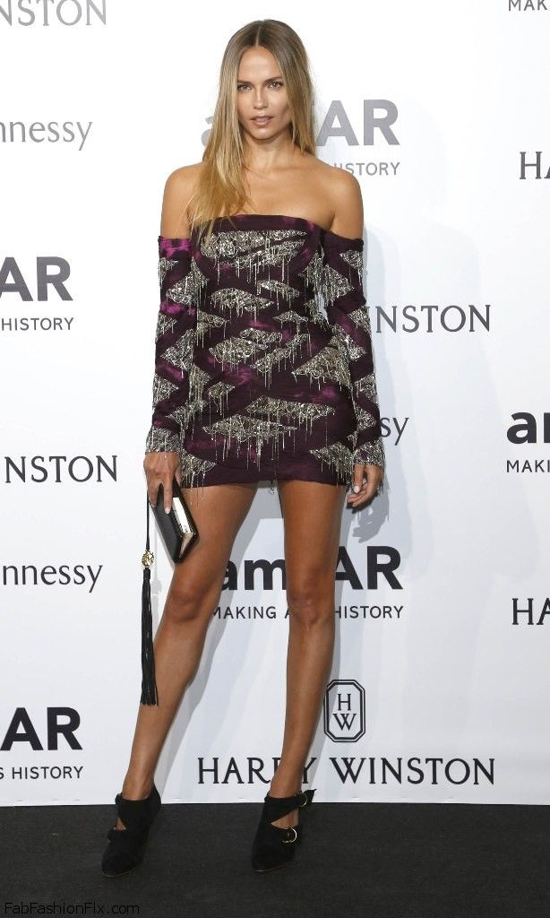 amfAR's Milan Fashion Week Gala 2015 - Arrivals Featuring: Natasha Poly Where: Milan, Italy When: 26 Sep 2015 Credit: Dave Bedrosian/Future Image/WENN.com **Not available for publication in Germany, Poland, Russia, Hungary, Slovenia, Czech Republic, Serbia, Croatia, Slovakia**