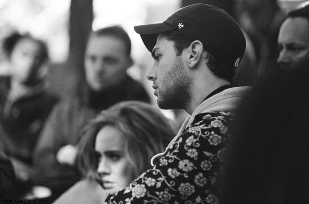 On set with Xavier Dolan11