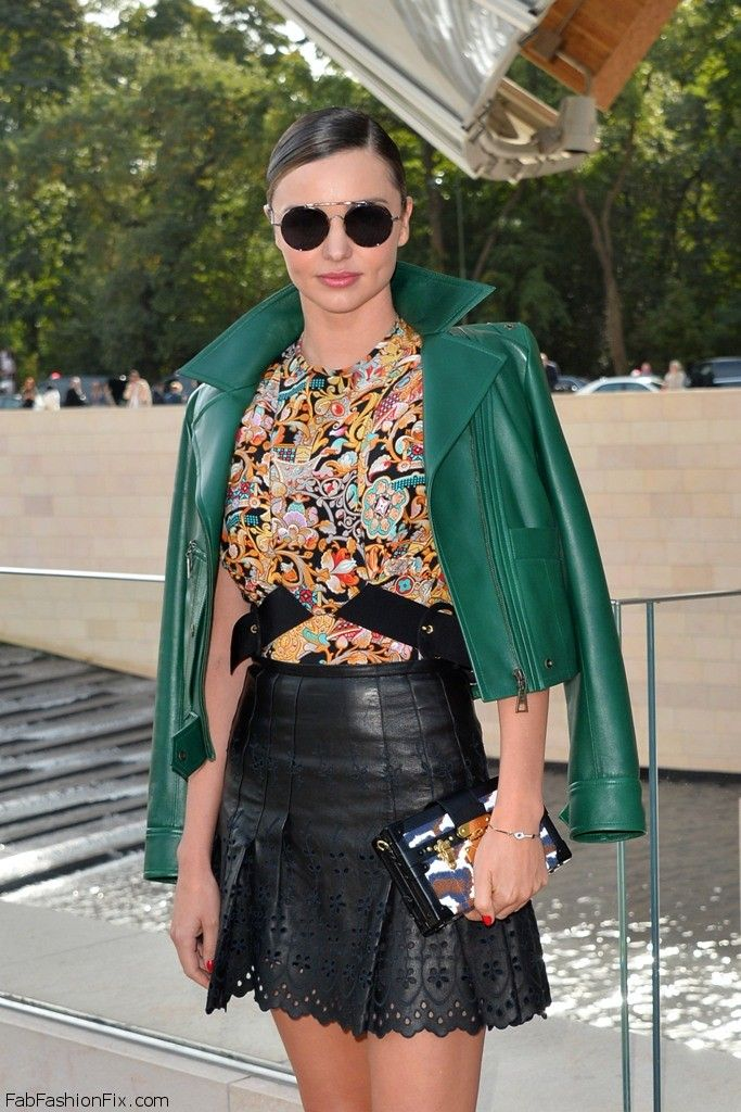 Paris Fashion Week - Louis Vuitton Arrivals