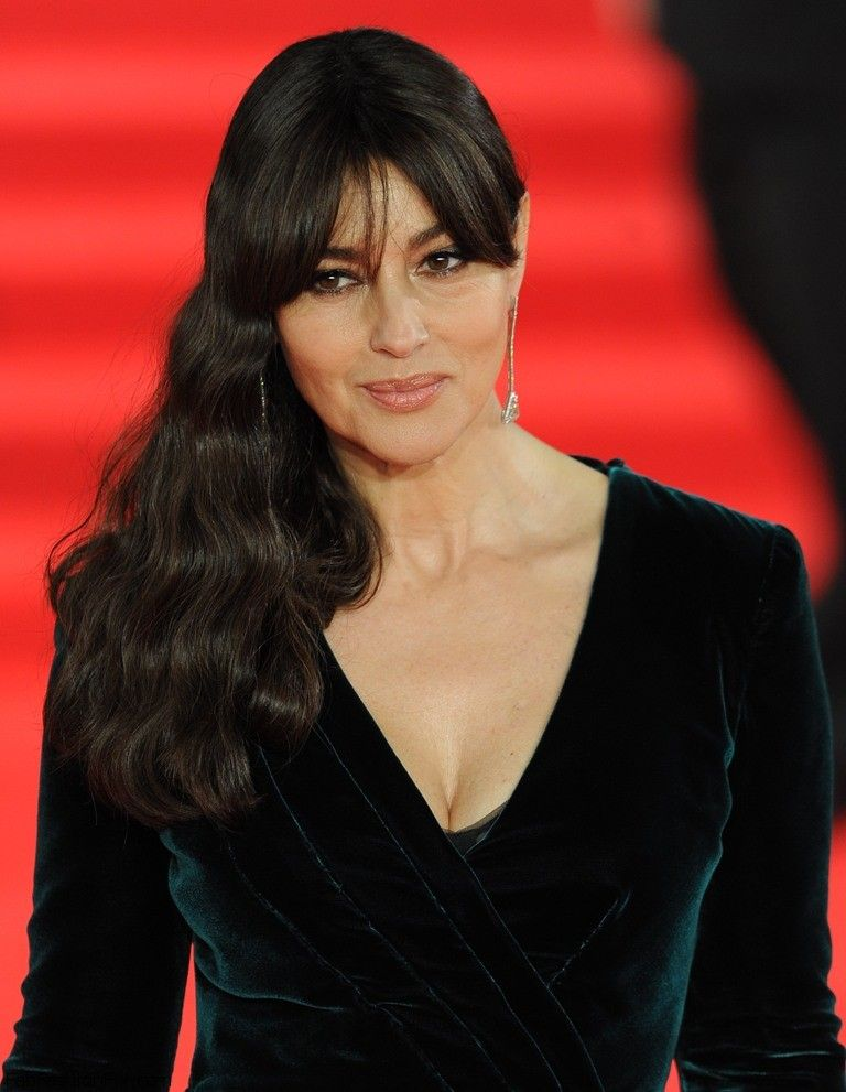 Style Watch: Celebrity... Monica Bellucci