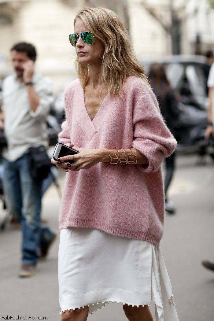 Style Guide: How to wear oversized sweater this fall ...