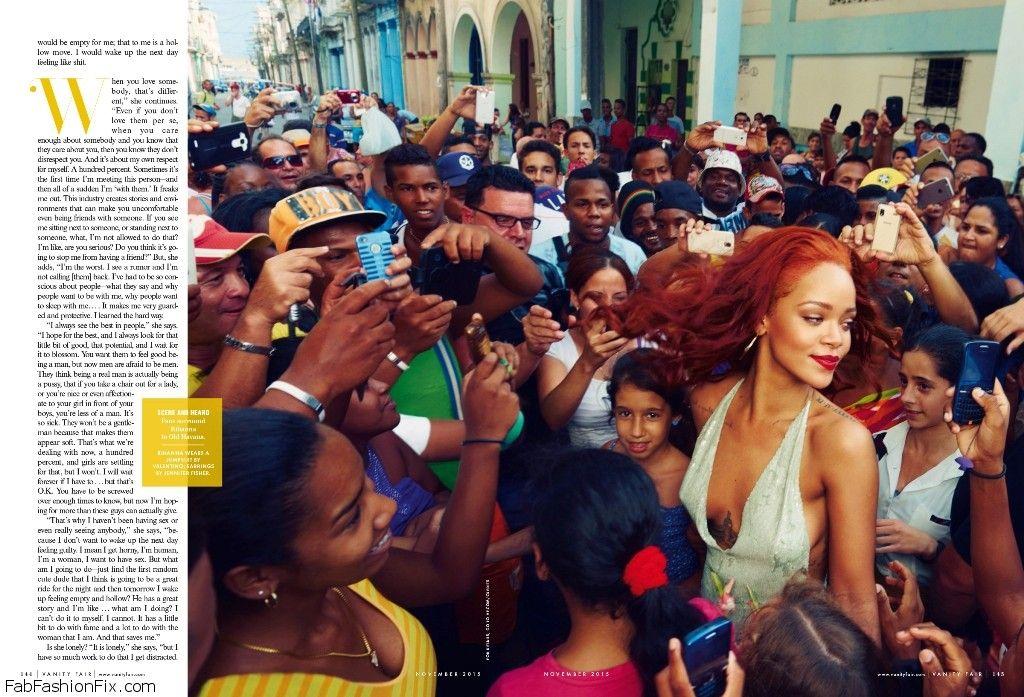 Vanity Fair USA - November 2015