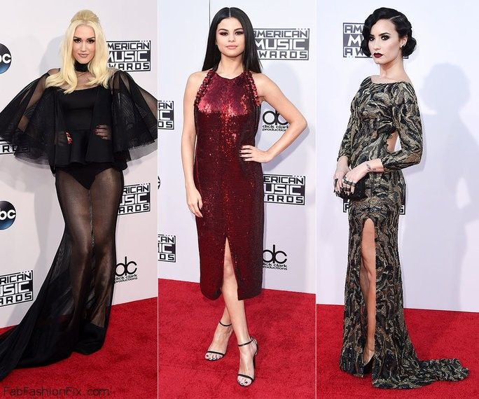 The 2015 American Music Awards