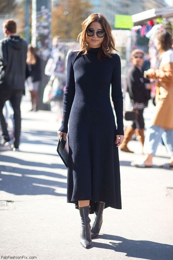 knit dress3