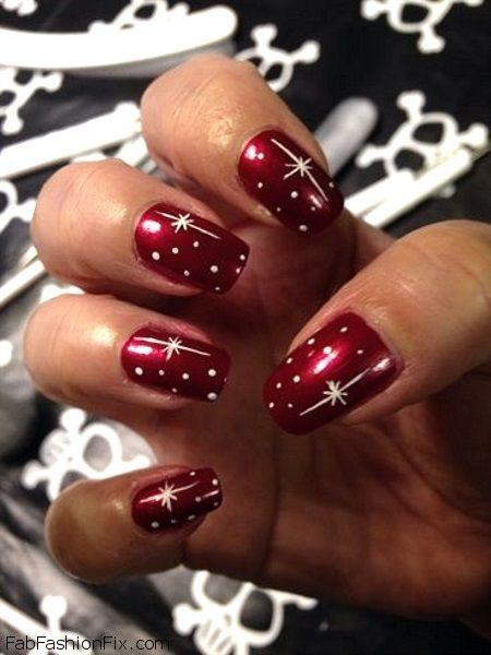 Nails: 20 Nail Art Designs and ideas to express your holiday attitude
