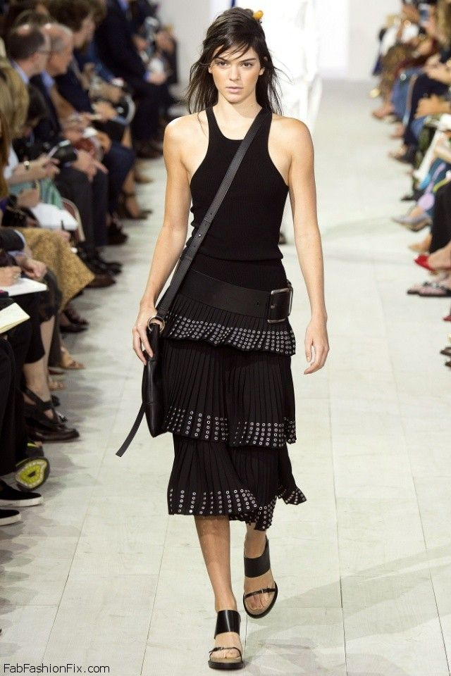 Michael Kors Spring/summer 2016 Collection - New York Fashion Week