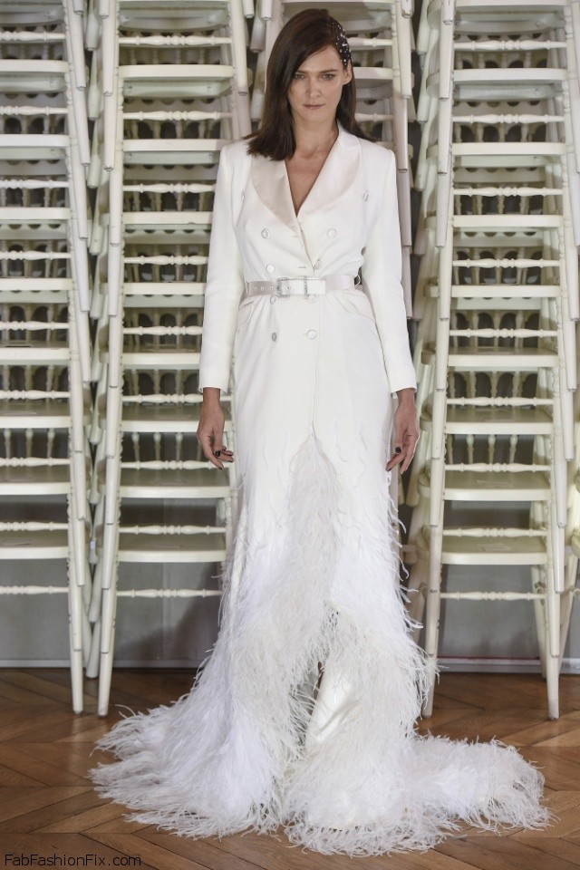 Alexis Mabille Haute Couture spring/summer 2016 Collection