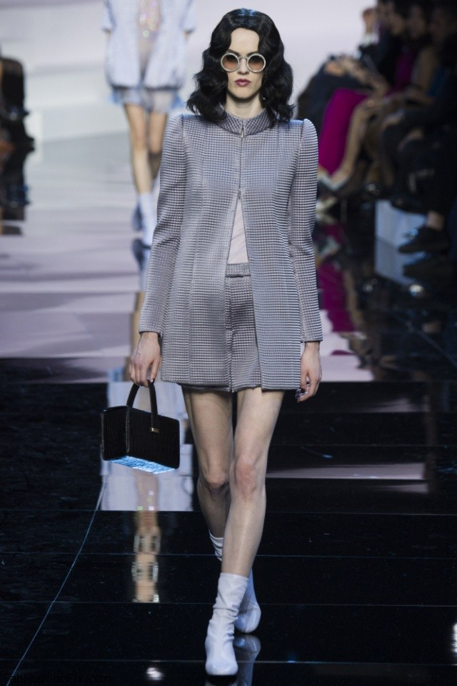 Armani Privé Haute Couture spring/summer 2016 Collection