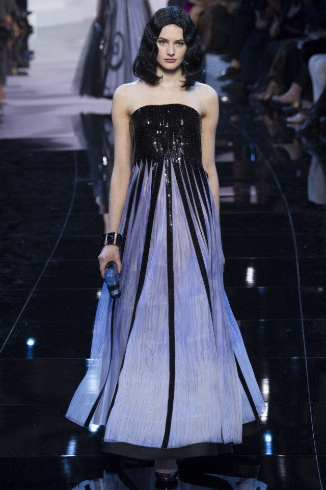 Armani Priv 233 Haute Couture Spring Summer 2016 Collection