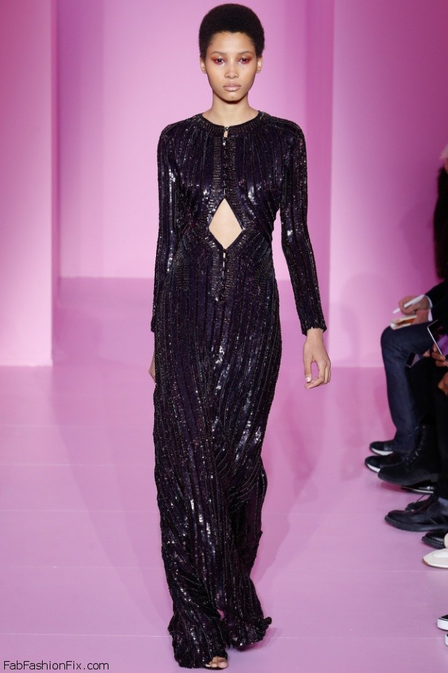 Givenchy haute couture spring summer 2016 collection fab for Haute couture fashion house