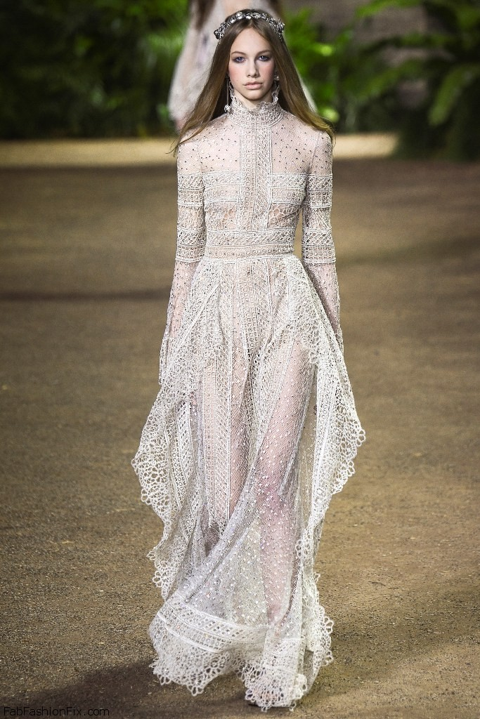 Elie saab haute couture spring summer 2016 collection for Haute couture designers