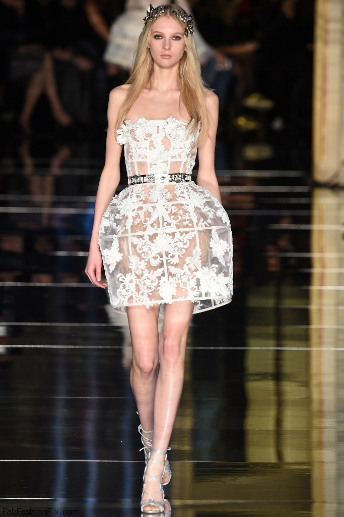 Zuhair Murad Haute Couture spring/summer 2016 Collection