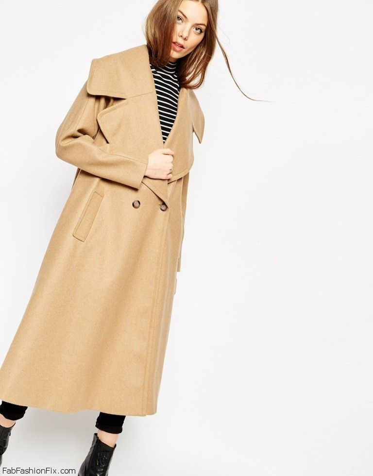 Style Watch: 10 camel coats to keep you warm and stylish this winter