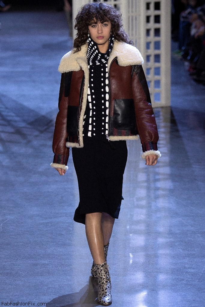 Altuzarra Fall/winter 2016 Collection - New York Fashion Week