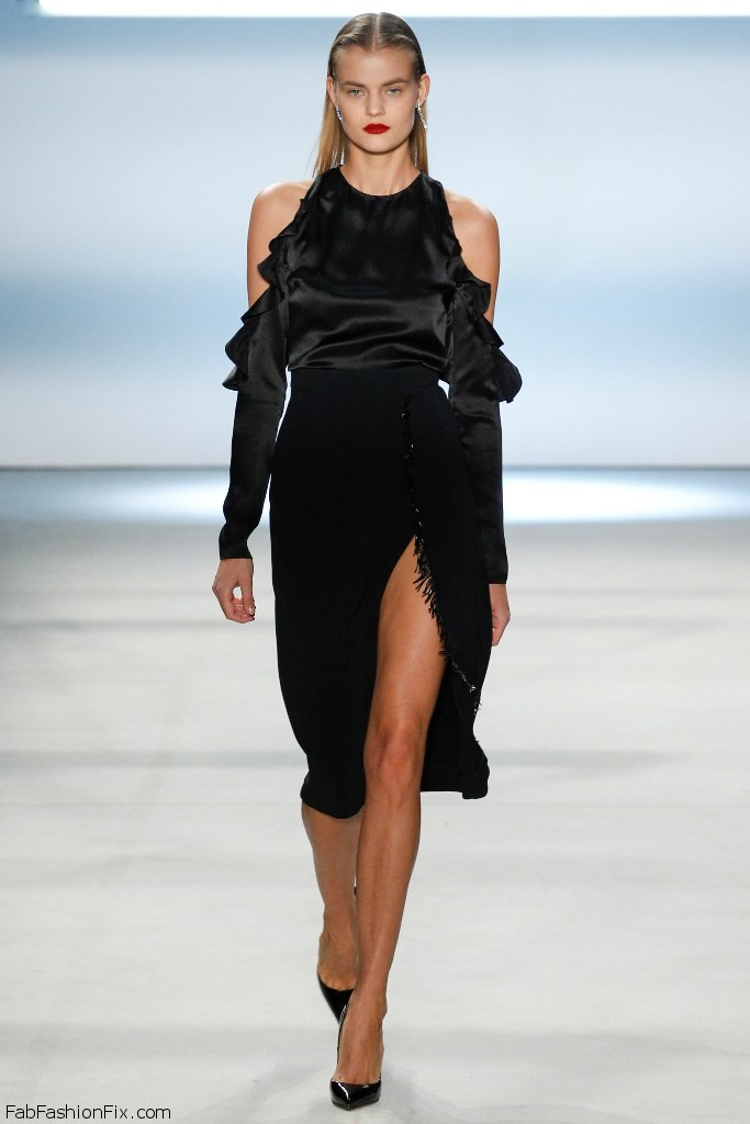 Cushnie Et Ochs Fall/winter 2016 Collection - New York Fashion Week