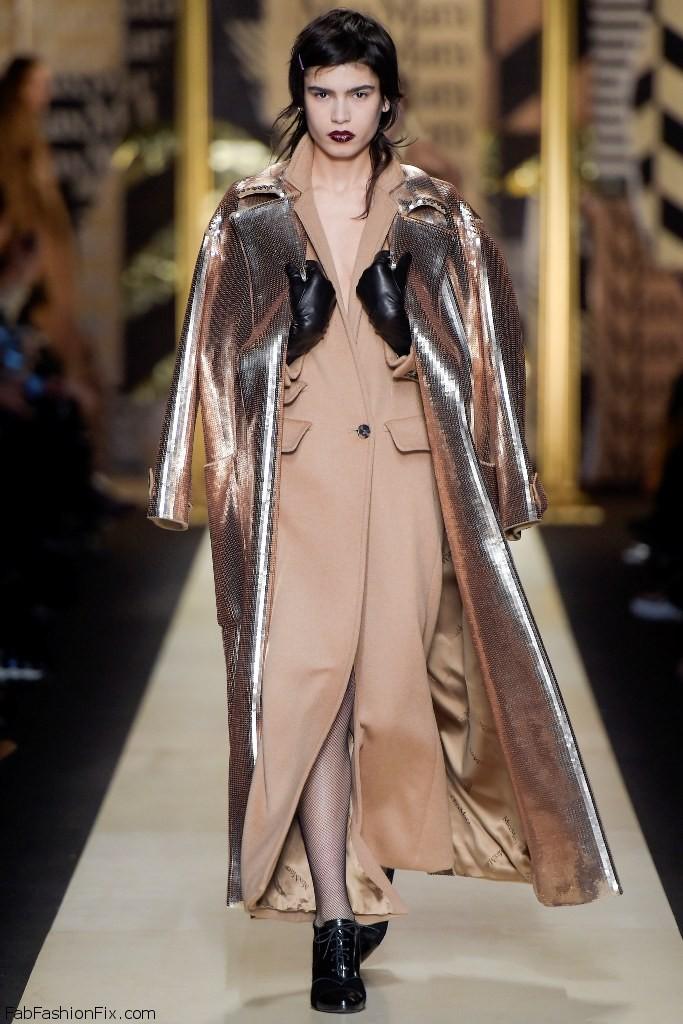 Max Mara Fall/winter 2016 Collection - Milan Fashion Week