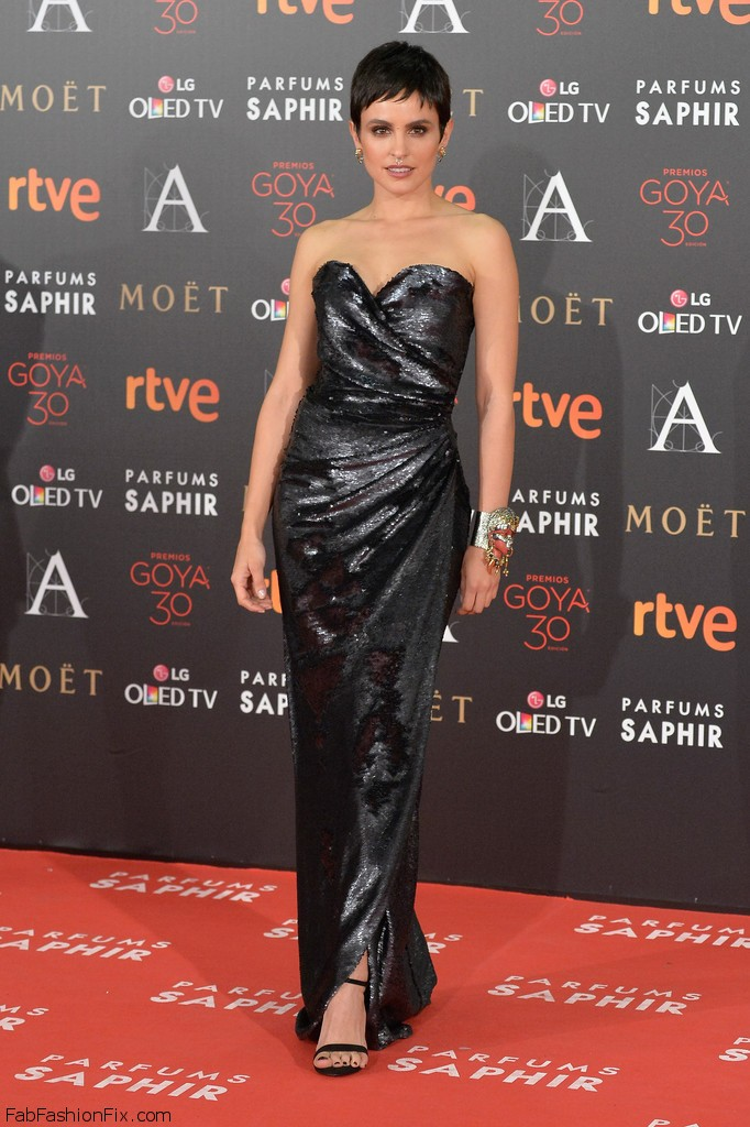 Goya+Cinema+Awards+2016+Red+Carpet+WO9nbUzHTcyx