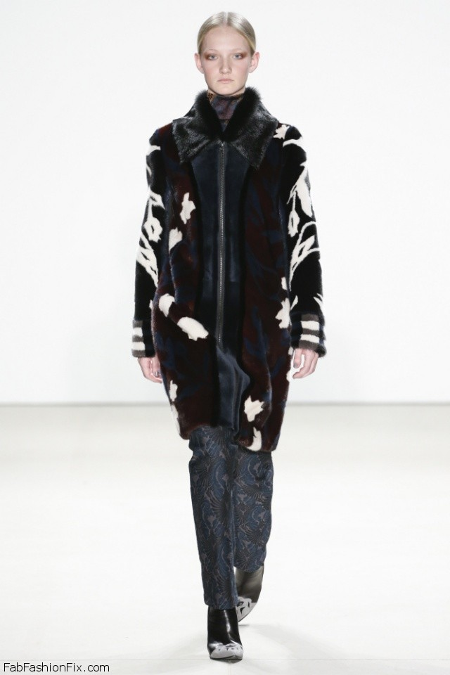 Yigal Azrouel Fall/winter 2016 Collection - New York Fashion Week
