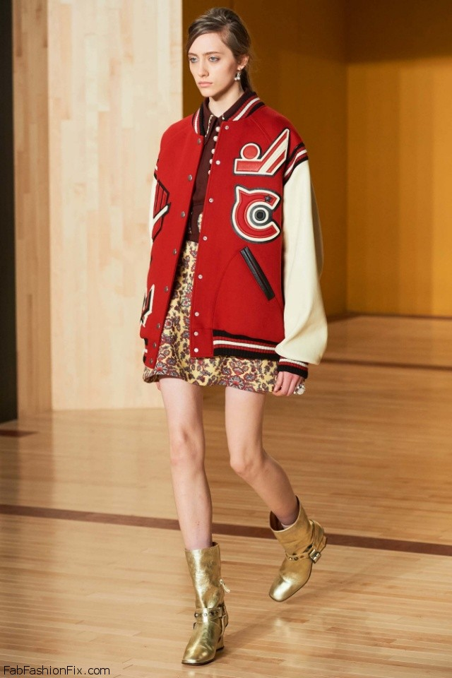 Coach 1941 fall/winter 2016 collection - New York fashion week