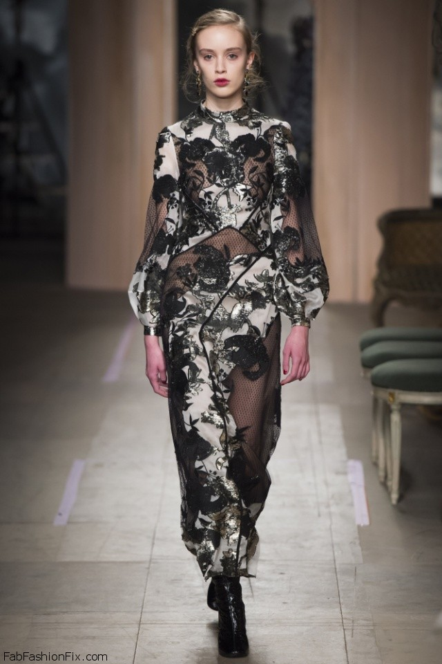Erdem Fall/winter 2016 Collection - London Fashion Week