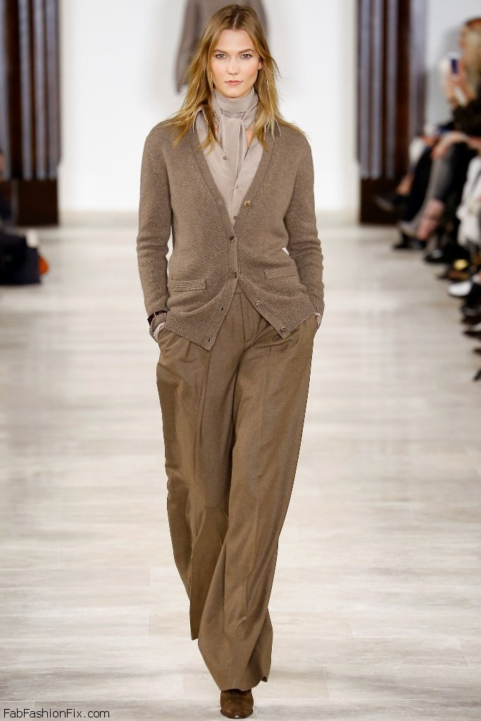 Ralph Lauren Fall Winter 2016 Collection New York Fashion Week Fab Fashion Fix