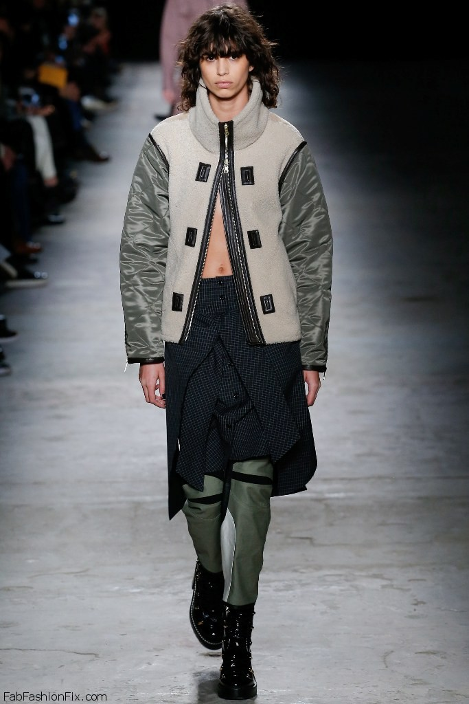 Rag & Bone Fall/winter 2016 Collection - New York Fashion Week