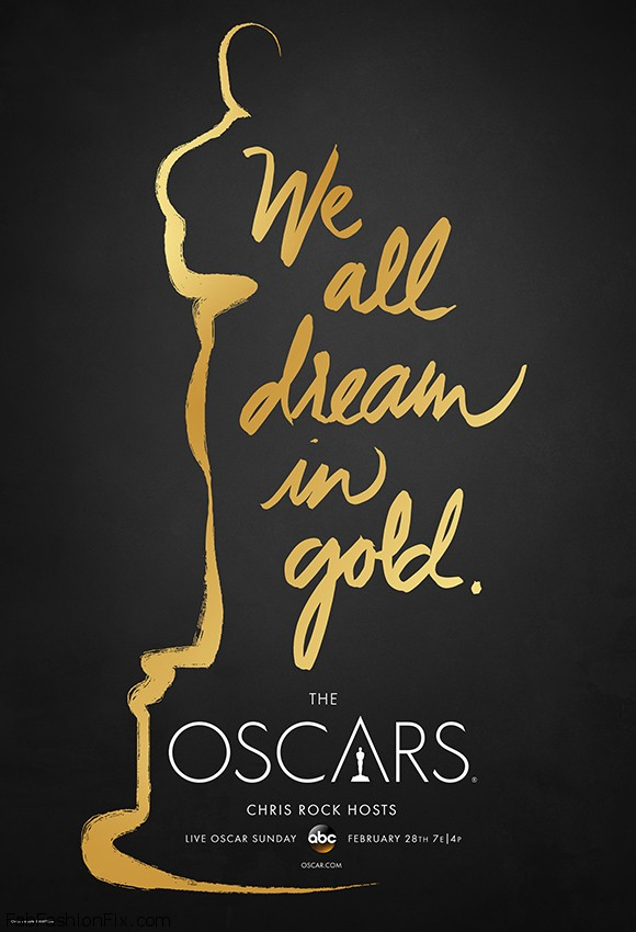 The official poster of 88th Academy Awards.