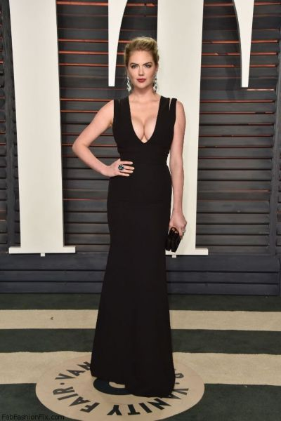 Kate Upton - 2016 Vanity Fair Oscar Party in Beverly Hills