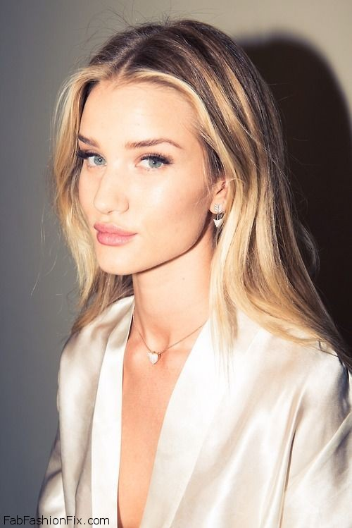 Get the look! Rosie Huntington-Whiteley stars in a beauty ... Rosie Huntington Whiteley Makeup