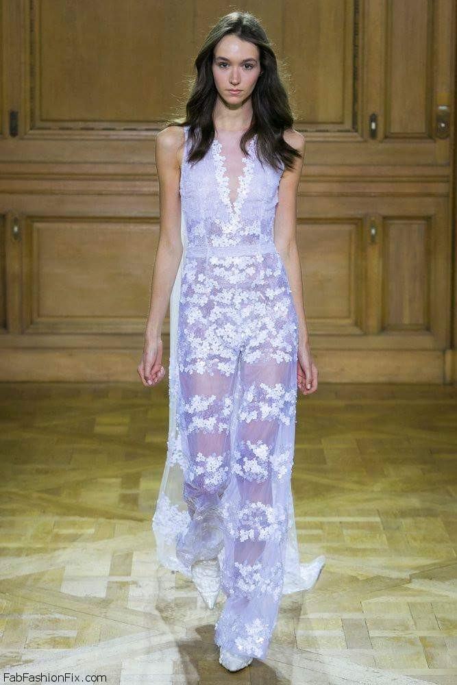 Georges Chakra Haute Couture spring/summer 2016 Collection