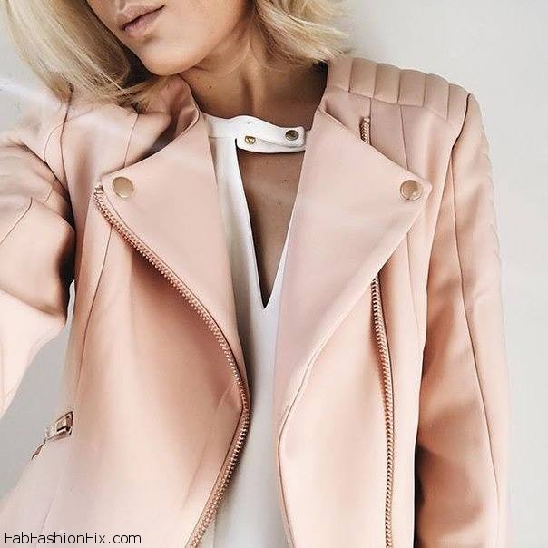 Style Guide: How to wear nude color this spring?