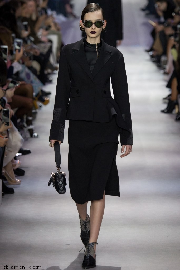Christian Dior Fall/winter 2016 Collection - Paris Fashion Week