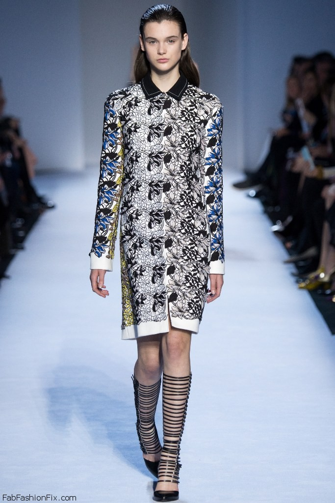 Giambattista Valli fall/winter 2016 collection - Paris fashion week