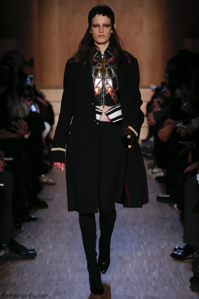 Givenchy Fall/winter 2016 Collection - Paris Fashion Week