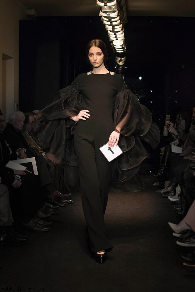 Stephane Rolland Haute Couture spring/summer 2016 Collection