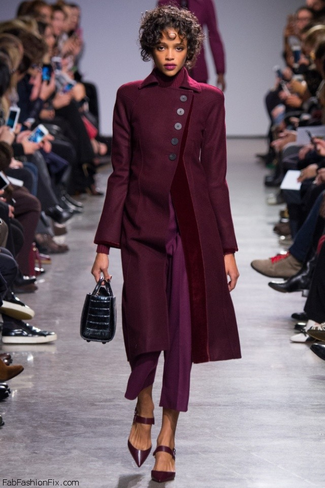 Zac Posen Fall/winter 2016 Collection - New York Fashion Week