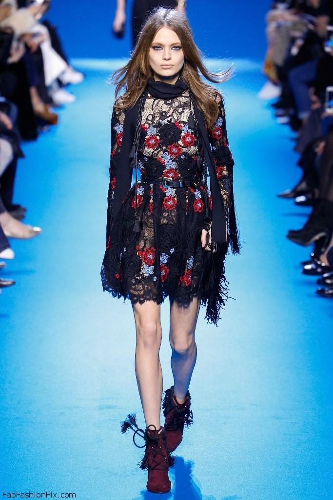 Elie Saab Fall/winter 2016 Collection - Paris Fashion Week
