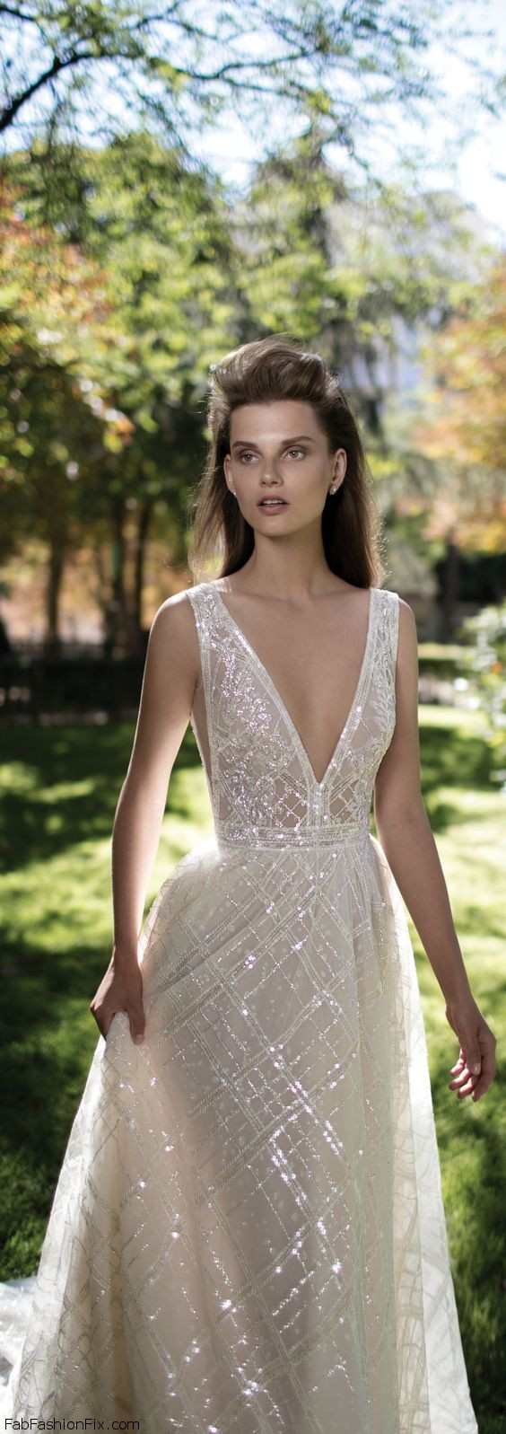 All hail the glamorous Berta Spring 2016 Bridal Collection