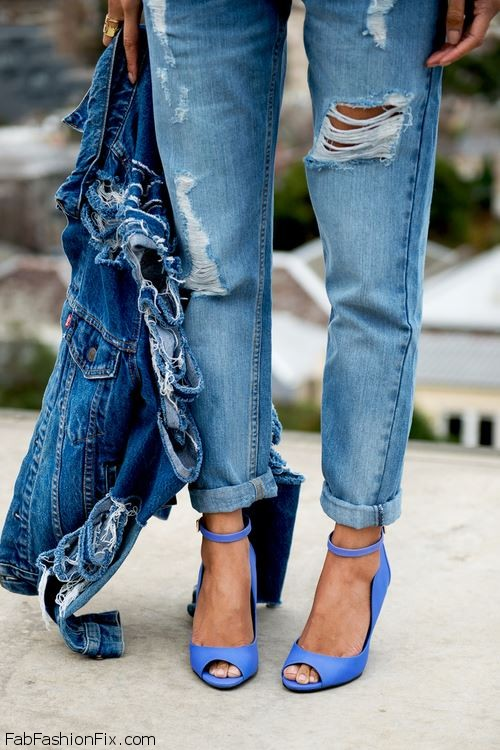 Style Guide: How to make your boyfriend jeans look sexy? | Fab ...
