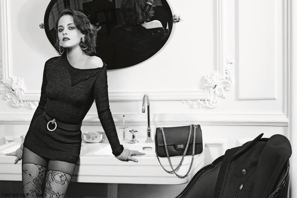 Kristen Stewart stars in Chanel Pre-Fall 2016 campaign