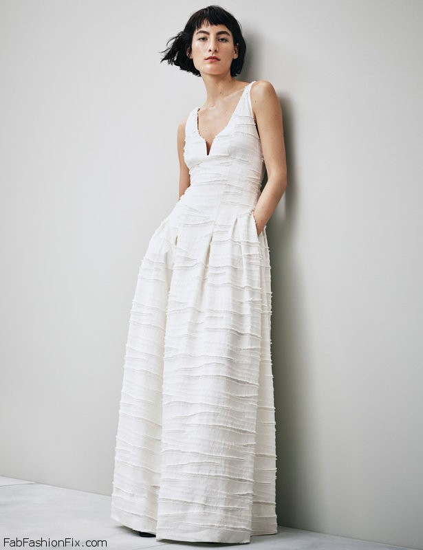 H&M Bridal collection. Photo: hm.com