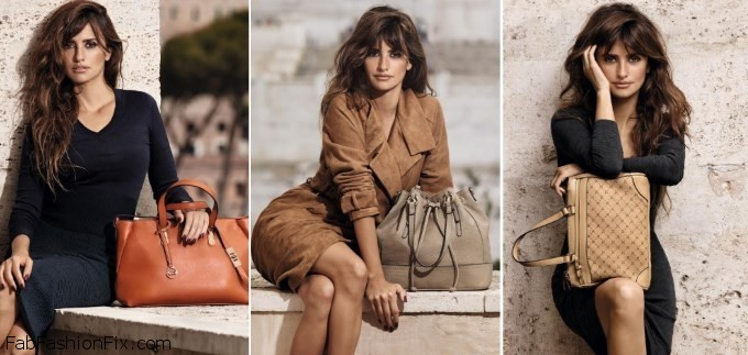 Penélope Cruz is the new face of Carpisa handbags!
