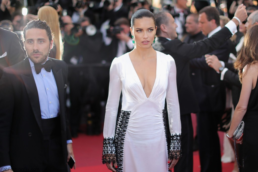 adriana lima at cannes 2016 - 1