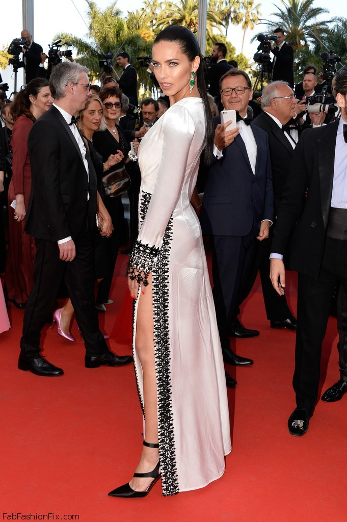 adriana lima at cannes 2016 - 2