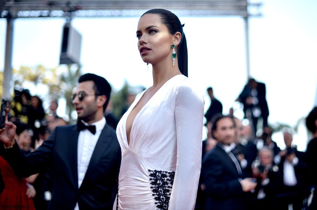 adriana lima at cannes 2016 - 4